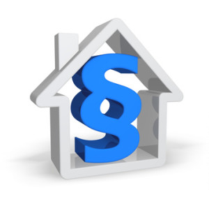 Hausverkauf Gesetzeslage