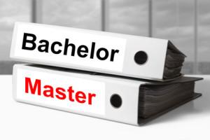 Bachelor oder Master