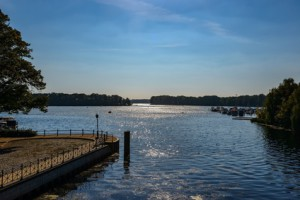 Tegeler See - Sehenswürdigkeiten in Berlin-Reinickendorf